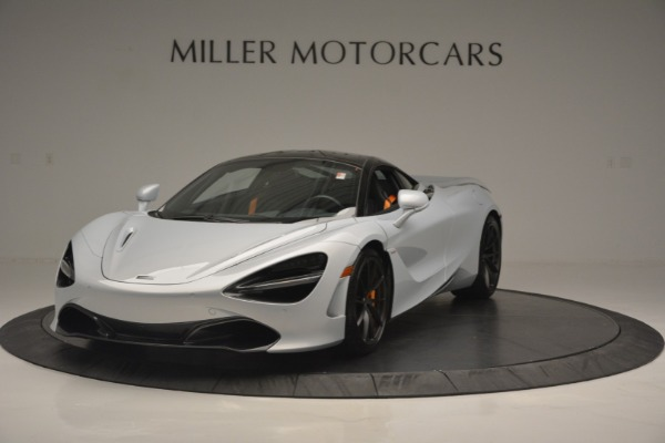 New 2019 McLaren 720S Coupe for sale $344,340 at Aston Martin of Greenwich in Greenwich CT 06830 2