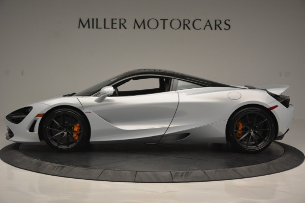 New 2019 McLaren 720S Coupe for sale $344,340 at Aston Martin of Greenwich in Greenwich CT 06830 3