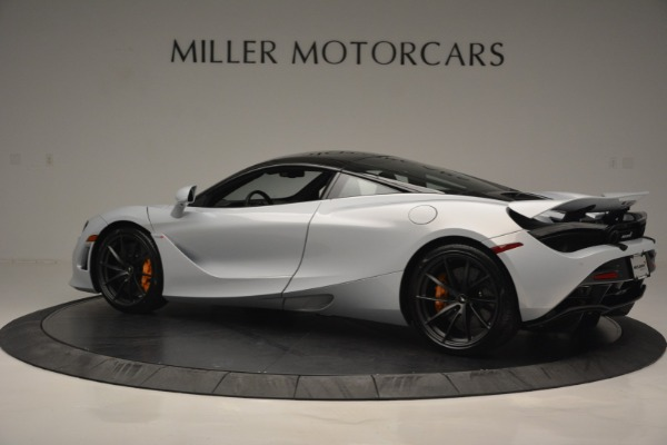 New 2019 McLaren 720S Coupe for sale $344,340 at Aston Martin of Greenwich in Greenwich CT 06830 4