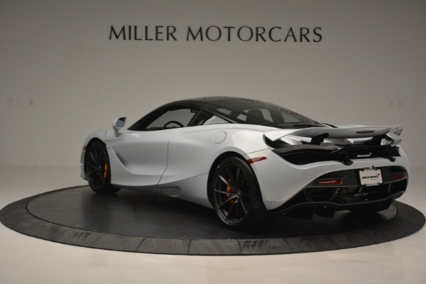 New 2019 McLaren 720S Coupe for sale $344,340 at Aston Martin of Greenwich in Greenwich CT 06830 5