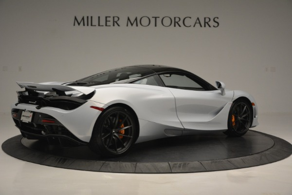 New 2019 McLaren 720S Coupe for sale $344,340 at Aston Martin of Greenwich in Greenwich CT 06830 8
