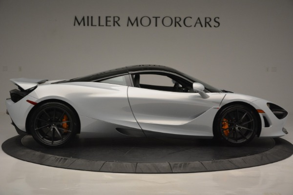 New 2019 McLaren 720S Coupe for sale $344,340 at Aston Martin of Greenwich in Greenwich CT 06830 9