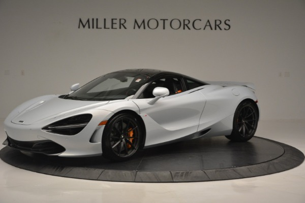 New 2019 McLaren 720S Coupe for sale $344,340 at Aston Martin of Greenwich in Greenwich CT 06830 1