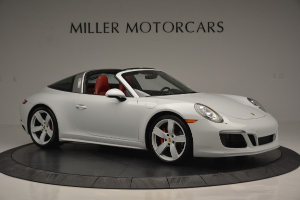 Used 2017 Porsche 911 Targa 4S for sale Sold at Aston Martin of Greenwich in Greenwich CT 06830 10