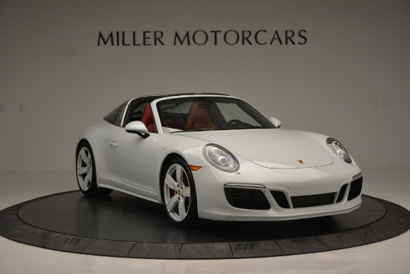 Used 2017 Porsche 911 Targa 4S for sale Sold at Aston Martin of Greenwich in Greenwich CT 06830 11