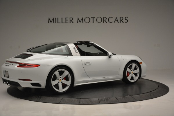 Used 2017 Porsche 911 Targa 4S for sale Sold at Aston Martin of Greenwich in Greenwich CT 06830 8