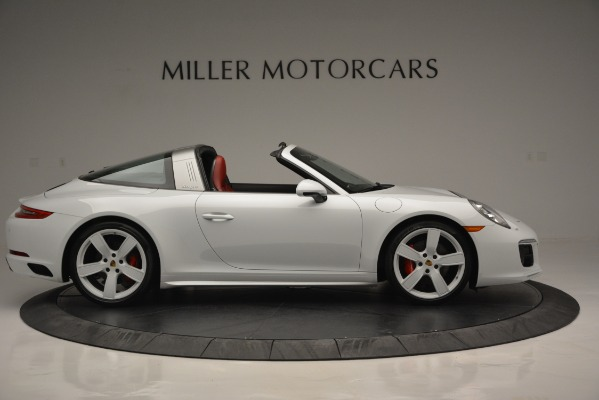 Used 2017 Porsche 911 Targa 4S for sale Sold at Aston Martin of Greenwich in Greenwich CT 06830 9