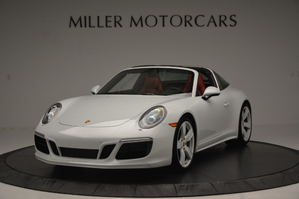 Used 2017 Porsche 911 Targa 4S for sale Sold at Aston Martin of Greenwich in Greenwich CT 06830 1