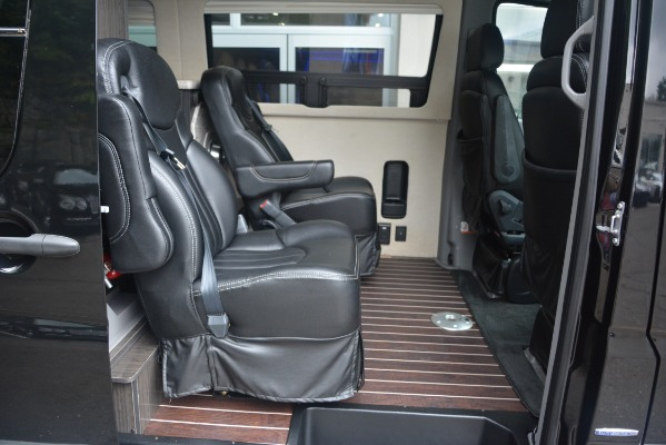 Used 2014 Mercedes-Benz Sprinter 3500 Airstream Lounge Extended for sale Sold at Aston Martin of Greenwich in Greenwich CT 06830 12