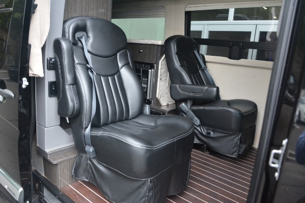 Used 2014 Mercedes-Benz Sprinter 3500 Airstream Lounge Extended for sale Sold at Aston Martin of Greenwich in Greenwich CT 06830 13