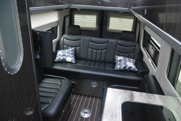 Used 2014 Mercedes-Benz Sprinter 3500 Airstream Lounge Extended for sale Sold at Aston Martin of Greenwich in Greenwich CT 06830 15