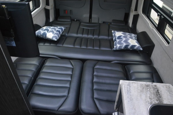 Used 2014 Mercedes-Benz Sprinter 3500 Airstream Lounge Extended for sale Sold at Aston Martin of Greenwich in Greenwich CT 06830 16