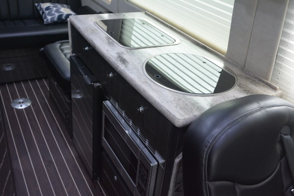 Used 2014 Mercedes-Benz Sprinter 3500 Airstream Lounge Extended for sale Sold at Aston Martin of Greenwich in Greenwich CT 06830 21