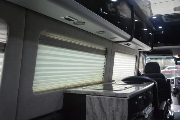 Used 2014 Mercedes-Benz Sprinter 3500 Airstream Lounge Extended for sale Sold at Aston Martin of Greenwich in Greenwich CT 06830 24