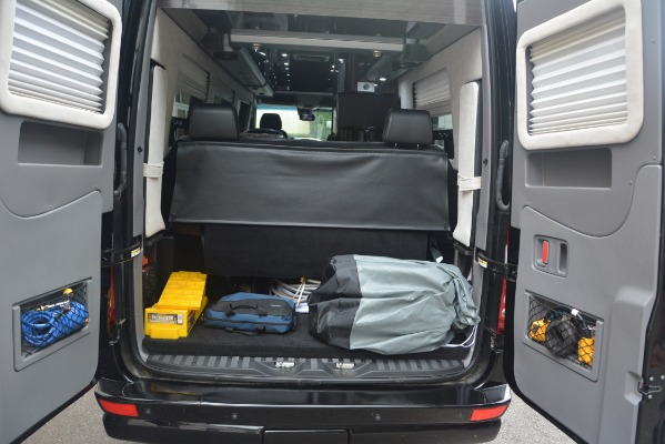 Used 2014 Mercedes-Benz Sprinter 3500 Airstream Lounge Extended for sale Sold at Aston Martin of Greenwich in Greenwich CT 06830 26
