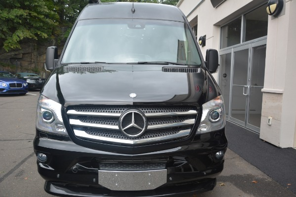 Used 2014 Mercedes-Benz Sprinter 3500 Airstream Lounge Extended for sale Sold at Aston Martin of Greenwich in Greenwich CT 06830 5