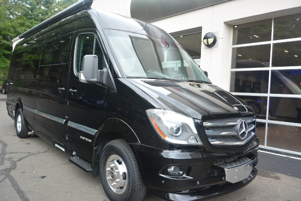 Used 2014 Mercedes-Benz Sprinter 3500 Airstream Lounge Extended for sale Sold at Aston Martin of Greenwich in Greenwich CT 06830 7