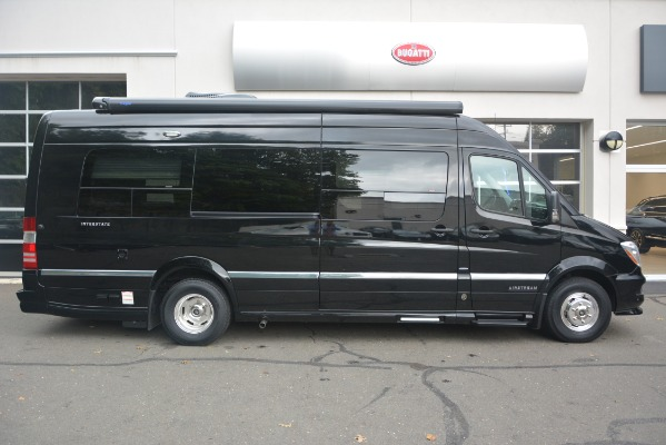 Used 2014 Mercedes-Benz Sprinter 3500 Airstream Lounge Extended for sale Sold at Aston Martin of Greenwich in Greenwich CT 06830 9
