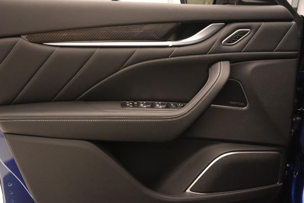 New 2019 Maserati Levante S Q4 GranSport for sale Sold at Aston Martin of Greenwich in Greenwich CT 06830 16