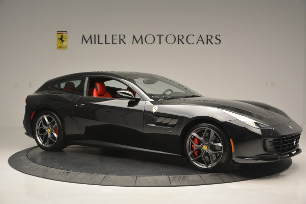 Used 2018 Ferrari GTC4LussoT V8 for sale $219,900 at Aston Martin of Greenwich in Greenwich CT 06830 10