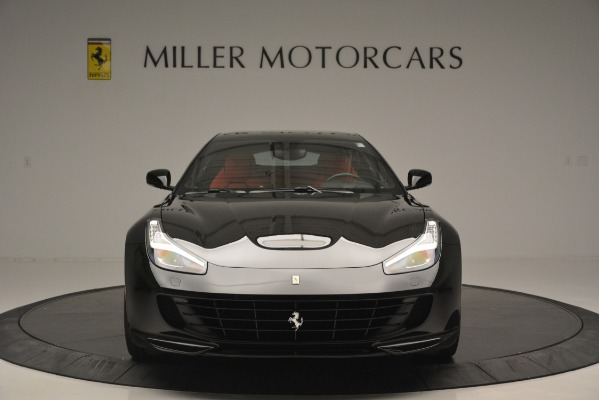 Used 2018 Ferrari GTC4LussoT V8 for sale $219,900 at Aston Martin of Greenwich in Greenwich CT 06830 12