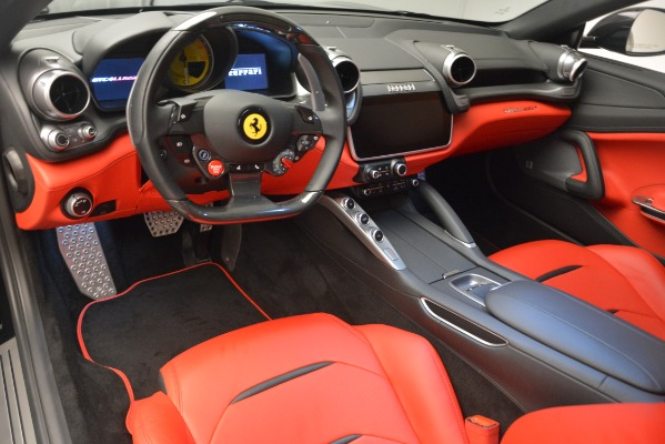 Used 2018 Ferrari GTC4LussoT V8 for sale $219,900 at Aston Martin of Greenwich in Greenwich CT 06830 14