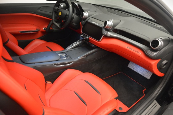 Used 2018 Ferrari GTC4LussoT V8 for sale $219,900 at Aston Martin of Greenwich in Greenwich CT 06830 19