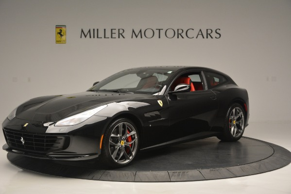 Used 2018 Ferrari GTC4LussoT V8 for sale $219,900 at Aston Martin of Greenwich in Greenwich CT 06830 2