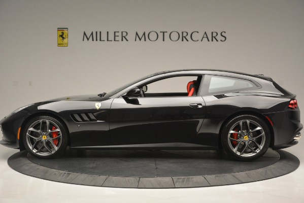 Used 2018 Ferrari GTC4LussoT V8 for sale $219,900 at Aston Martin of Greenwich in Greenwich CT 06830 3