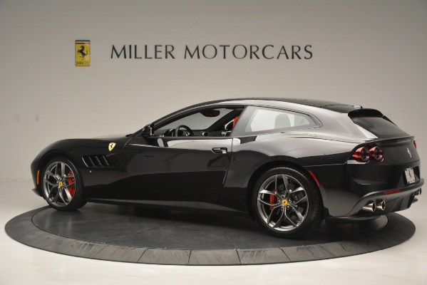 Used 2018 Ferrari GTC4LussoT V8 for sale $219,900 at Aston Martin of Greenwich in Greenwich CT 06830 4