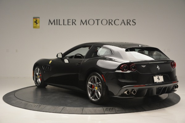 Used 2018 Ferrari GTC4LussoT V8 for sale $219,900 at Aston Martin of Greenwich in Greenwich CT 06830 5