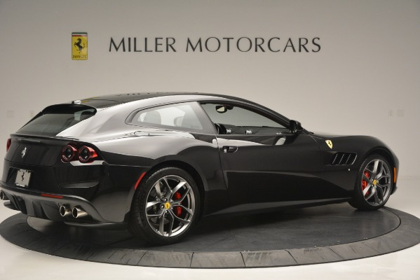 Used 2018 Ferrari GTC4LussoT V8 for sale $219,900 at Aston Martin of Greenwich in Greenwich CT 06830 8