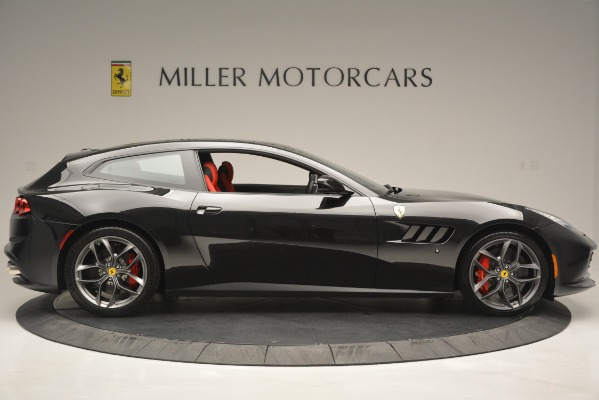 Used 2018 Ferrari GTC4LussoT V8 for sale $219,900 at Aston Martin of Greenwich in Greenwich CT 06830 9
