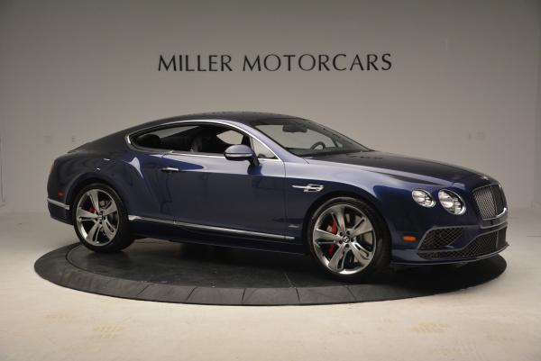 Used 2016 Bentley Continental GT Speed GT Speed for sale Sold at Aston Martin of Greenwich in Greenwich CT 06830 10