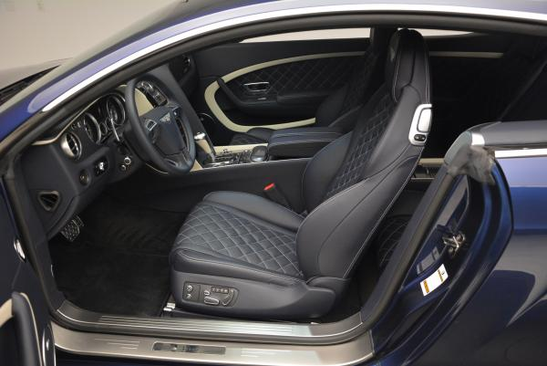 Used 2016 Bentley Continental GT Speed GT Speed for sale Sold at Aston Martin of Greenwich in Greenwich CT 06830 22