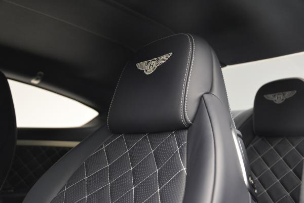 Used 2016 Bentley Continental GT Speed GT Speed for sale Sold at Aston Martin of Greenwich in Greenwich CT 06830 24