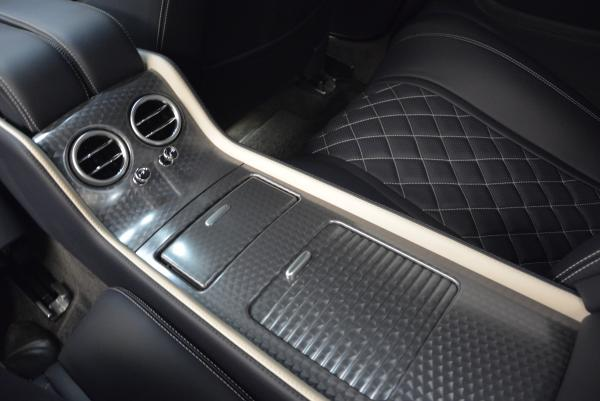 Used 2016 Bentley Continental GT Speed GT Speed for sale Sold at Aston Martin of Greenwich in Greenwich CT 06830 27