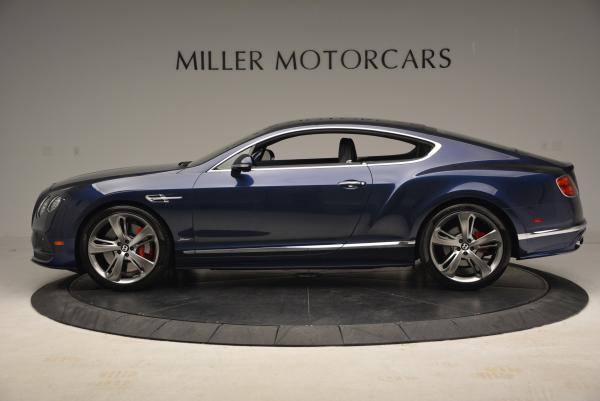Used 2016 Bentley Continental GT Speed GT Speed for sale Sold at Aston Martin of Greenwich in Greenwich CT 06830 3