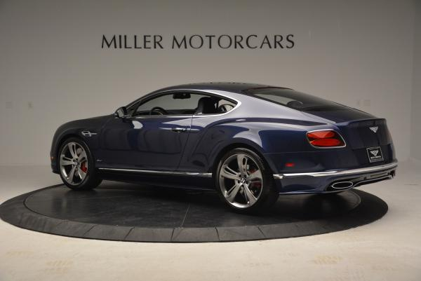 Used 2016 Bentley Continental GT Speed GT Speed for sale Sold at Aston Martin of Greenwich in Greenwich CT 06830 4