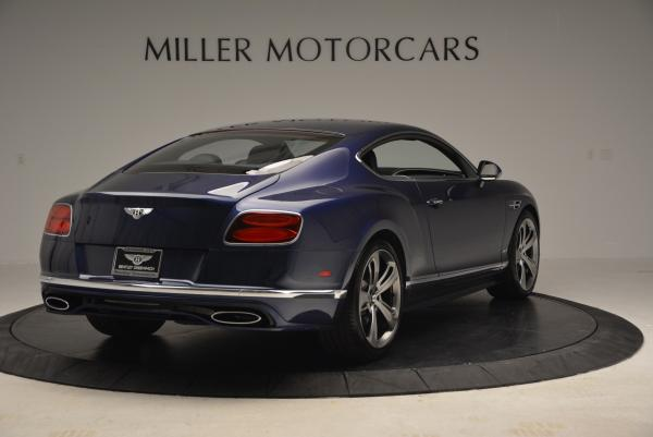 Used 2016 Bentley Continental GT Speed GT Speed for sale Sold at Aston Martin of Greenwich in Greenwich CT 06830 7