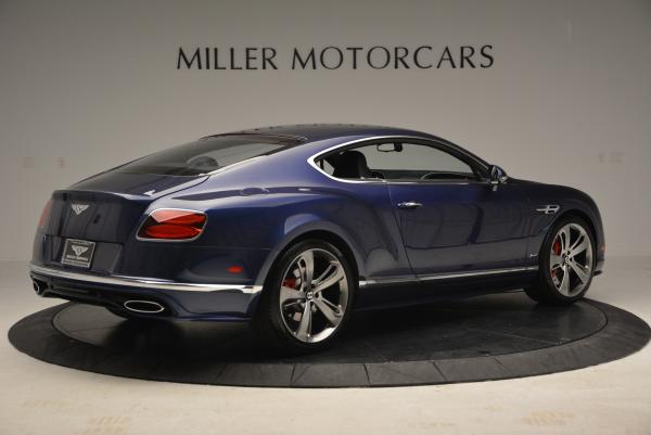 Used 2016 Bentley Continental GT Speed GT Speed for sale Sold at Aston Martin of Greenwich in Greenwich CT 06830 8