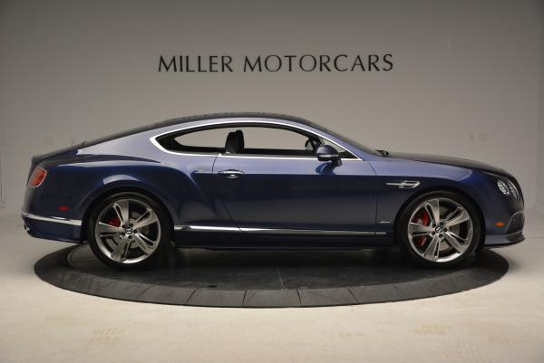 Used 2016 Bentley Continental GT Speed GT Speed for sale Sold at Aston Martin of Greenwich in Greenwich CT 06830 9