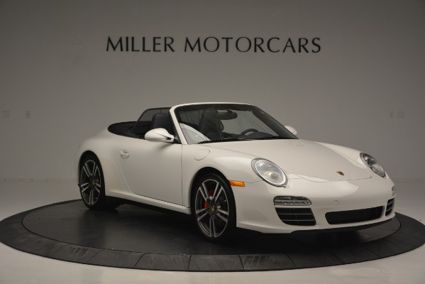 Used 2011 Porsche 911 Carrera 4S for sale Sold at Aston Martin of Greenwich in Greenwich CT 06830 12