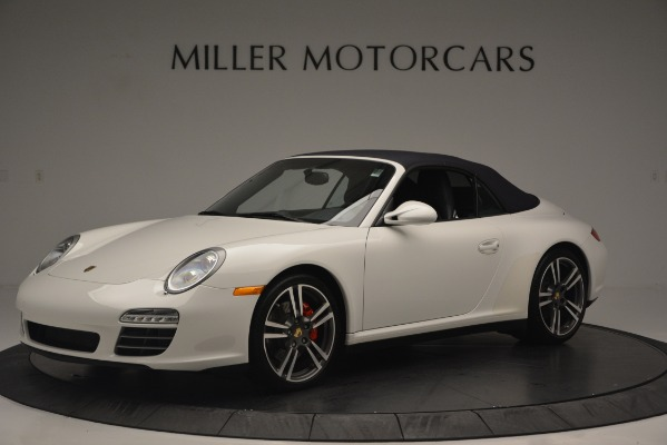 Used 2011 Porsche 911 Carrera 4S for sale Sold at Aston Martin of Greenwich in Greenwich CT 06830 13