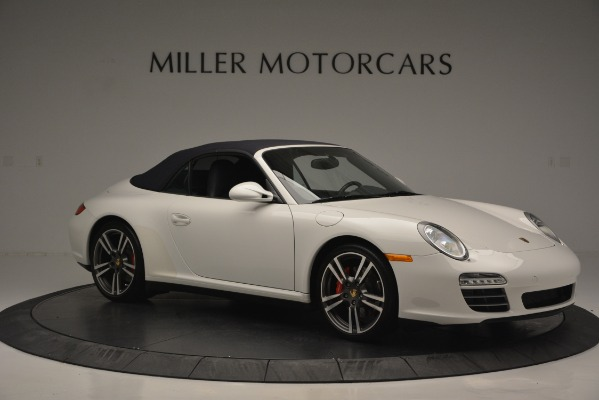 Used 2011 Porsche 911 Carrera 4S for sale Sold at Aston Martin of Greenwich in Greenwich CT 06830 16