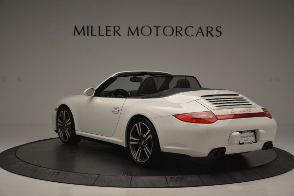 Used 2011 Porsche 911 Carrera 4S for sale Sold at Aston Martin of Greenwich in Greenwich CT 06830 5