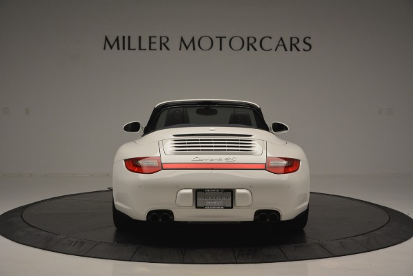 Used 2011 Porsche 911 Carrera 4S for sale Sold at Aston Martin of Greenwich in Greenwich CT 06830 6