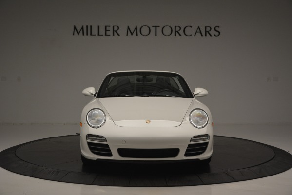 Used 2011 Porsche 911 Carrera 4S for sale Sold at Aston Martin of Greenwich in Greenwich CT 06830 7