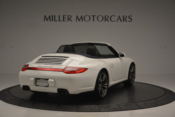 Used 2011 Porsche 911 Carrera 4S for sale Sold at Aston Martin of Greenwich in Greenwich CT 06830 8