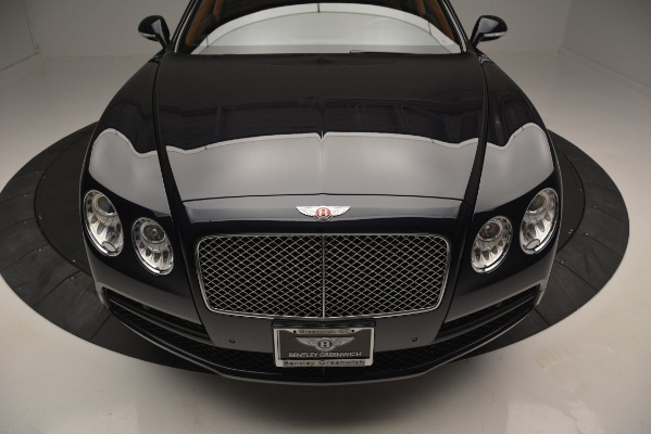 New 2018 Bentley Flying Spur V8 for sale Sold at Aston Martin of Greenwich in Greenwich CT 06830 13